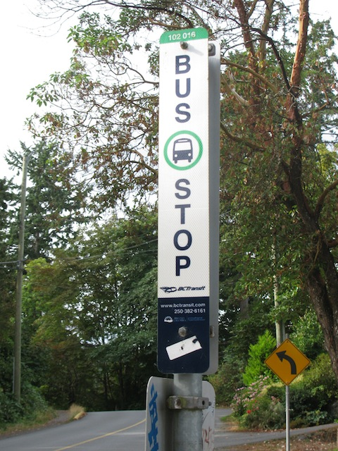 1 - busstop