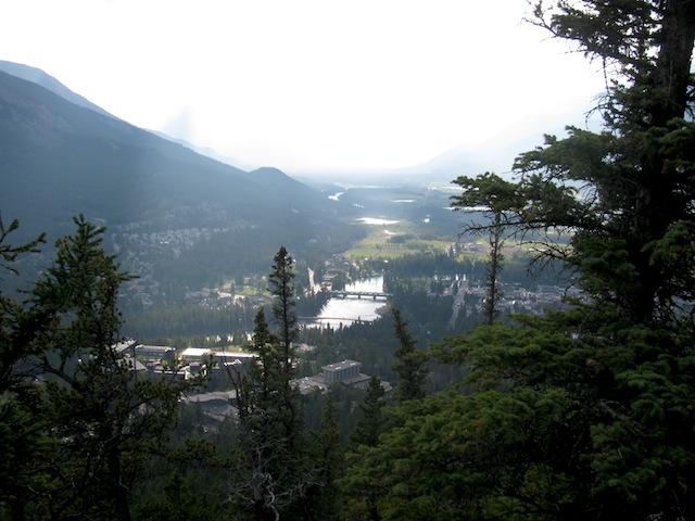 7 - tunnel-mountain-banff