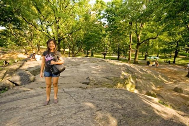 Central Park, New York 2012.