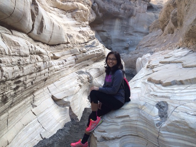 Death Valley National Park, Mosaic Canyon