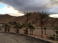 A view in Death Valley