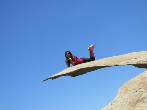 Potato Chip Rock