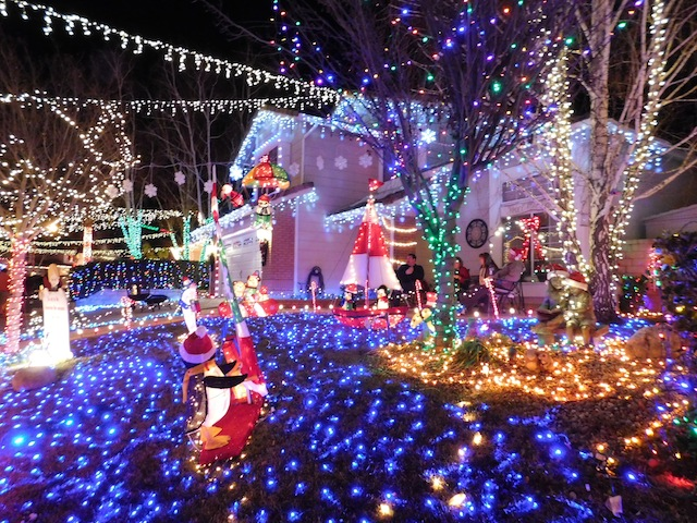 11 wakefield_winter_wonderland_saugus_santa_clarita_christmas_lights_los_angeles - Christmas Lights In Santa Clarita