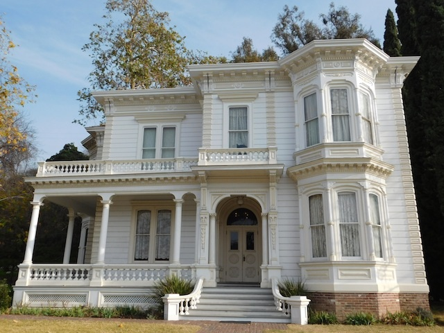 Perry mansion - built in 1876