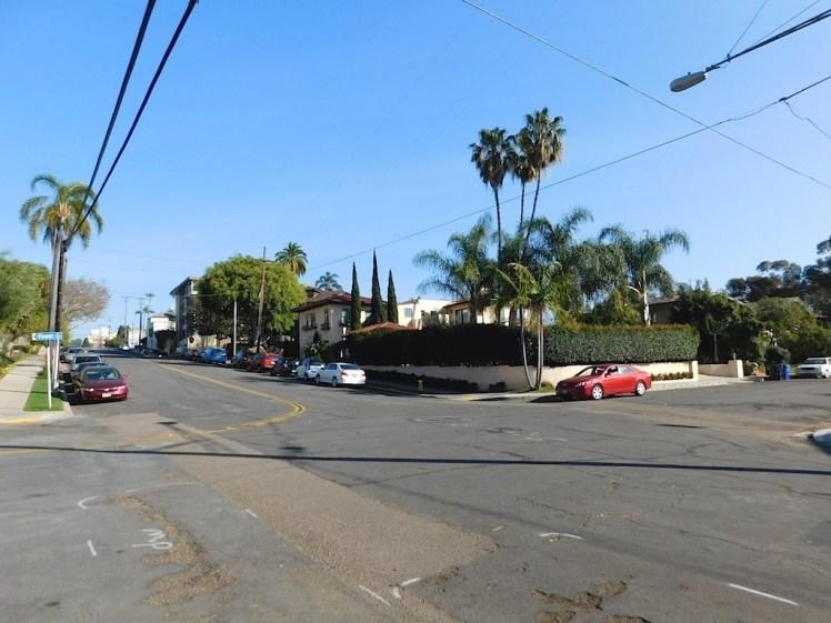 Spruce Street Suspension Bridge San Diego
