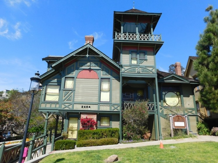 Heritage Park, San Diego