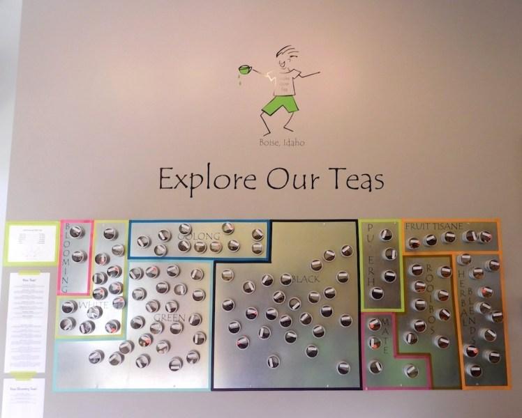 Snake River Tea