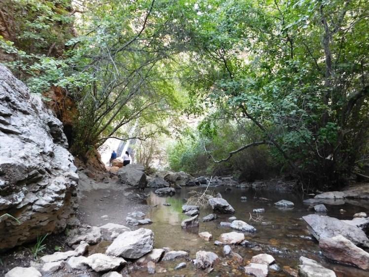 Jump Creek Falls