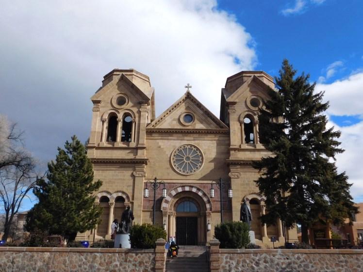 Cathedral Basilica St. Francis Assisi