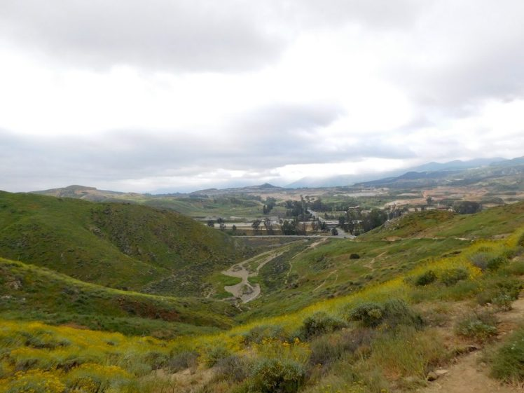 Walker Canyon, Lake Elsinore