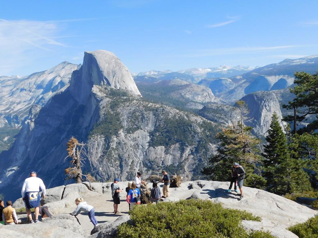 How Do I Take Yosemite Glacier Point Tour