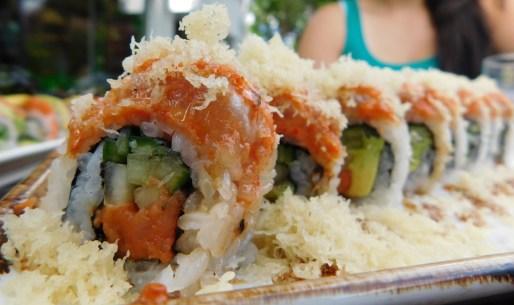 Bamboo Sushi Portland, sustainable sushi restaurant