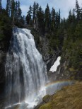Mount Rainier National Park, Narada Falls