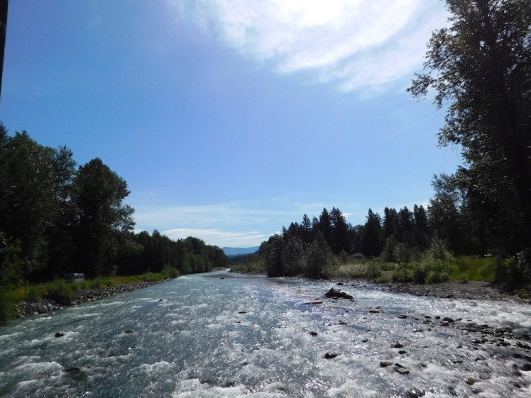 Carbon River, Washington