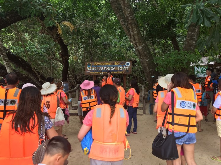 Underground River, Puerto Princesa, Palawan