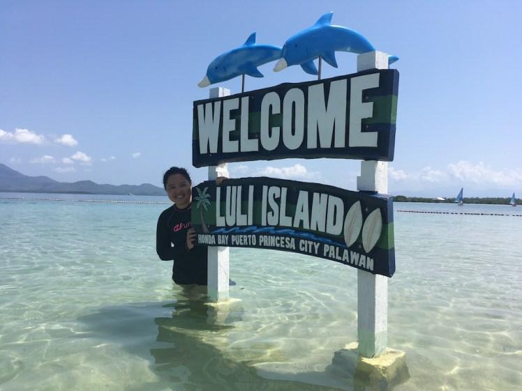 Luli Island, Honda Bay Island Hopping Tour, Puerto Princesa, Palawan