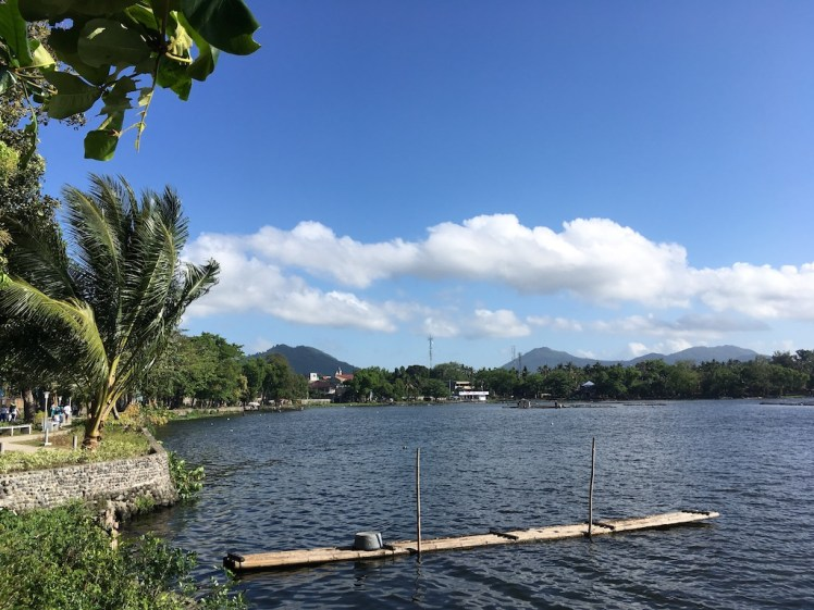 Tahanan ni Aling Meding, Sampaloc Lake