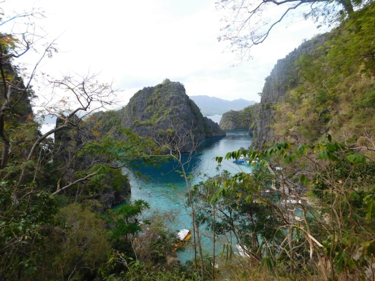 Kayangan Lake, Coron, Palawan