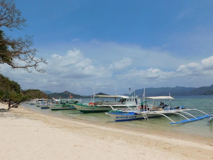Dingalet Island, Coron, Palawan