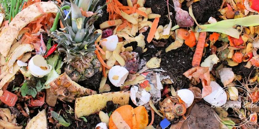 www.backyard-eden.com, Compost, composting, black gold,