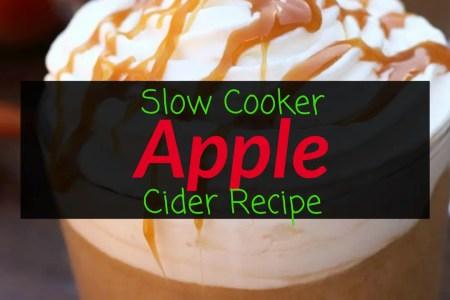 Slow Cooker Apple Cider Recipe, Apple Cider, Apple Cider Recipe, Backyard Eden, www.backyard-eden.com, www.backyard-eden.com/slow-cooker-apple-cider-recipe