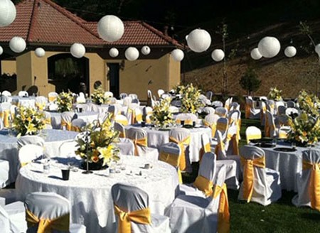 Tents, Tables, Chairs, & Decor