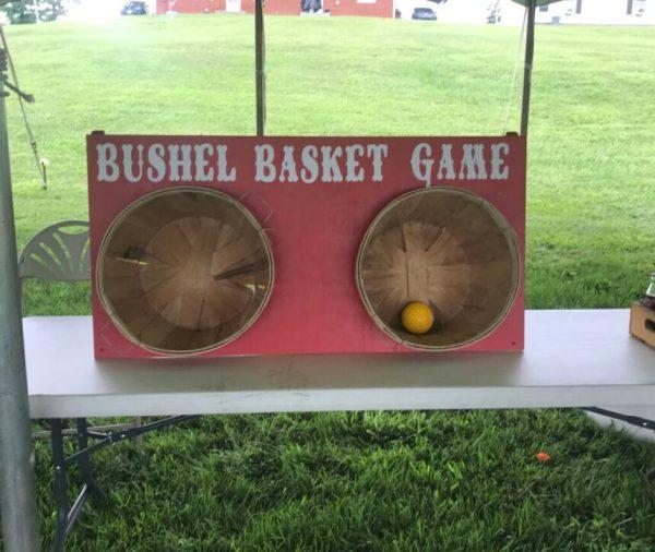 Bushel Basket Game