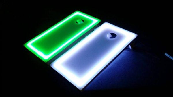 LED Cornhole