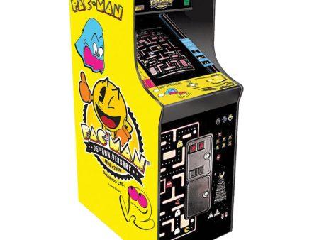 Pacman Galaga Arcade