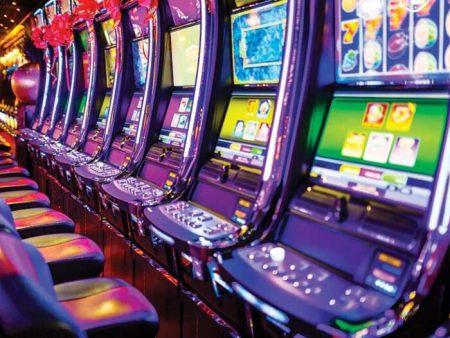 Slot Machine Rental