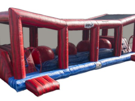 Ball Obstacle Course