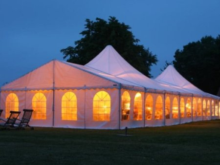 Emergency Disaster Services - night-time-tent-rentals