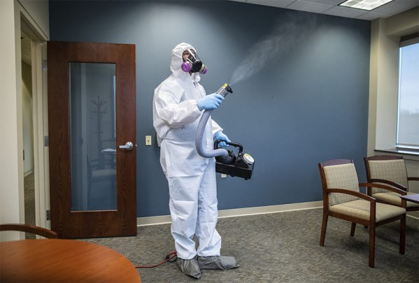 Emergency Disaster Services - Fog Disinfection