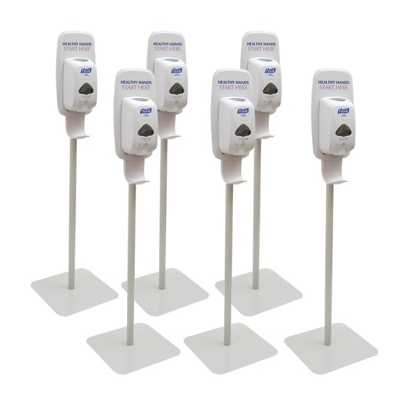 Emergency Disaster Services - Hand Sanitizer Stations