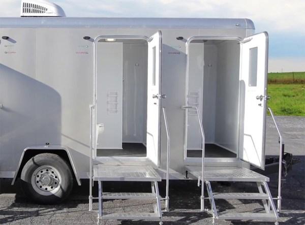 Emergency Disaster Services - Portable Shower Rental