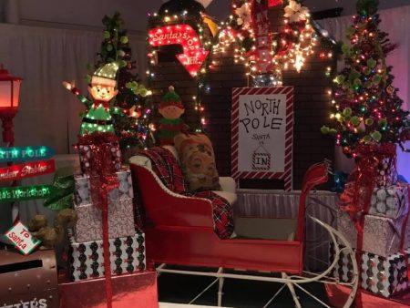 Santa Sleigh Rental