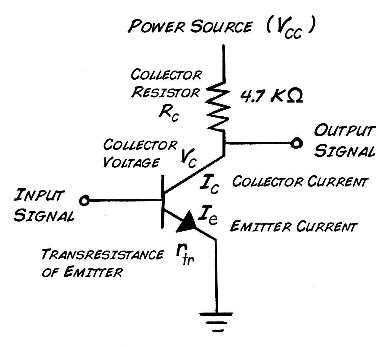 resistor circuit diagram porsche 997 pcm wiring experiment transistor design