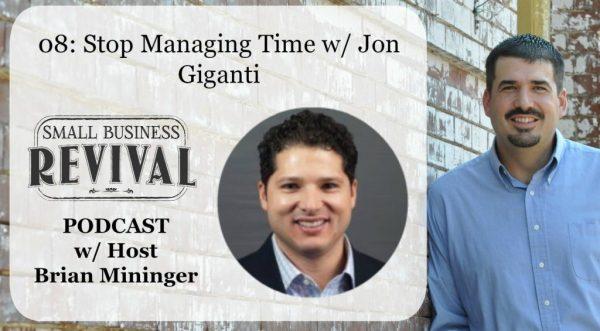 Episode 08 - Jon Giganti