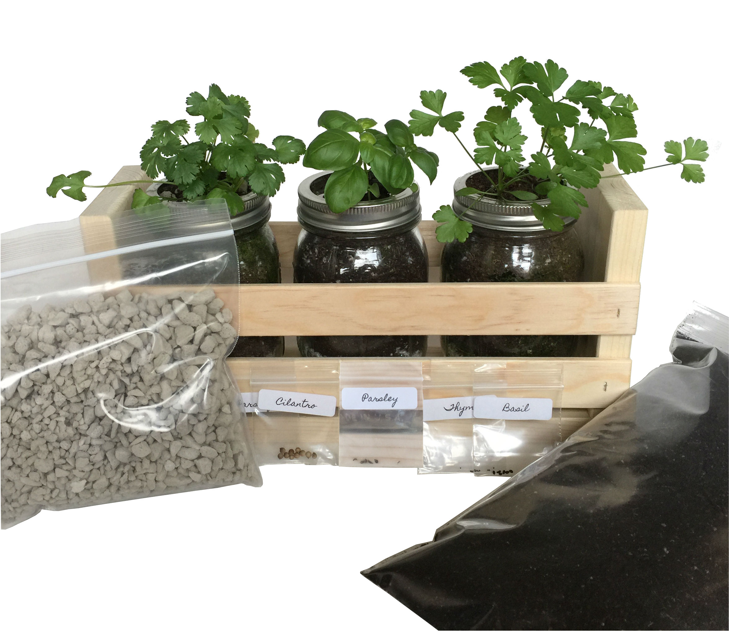 Hydroponic Kitchen Herb Garden Buy Kitchen Herb Garden Kit