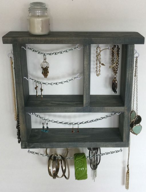 Jewelry Organizing Board