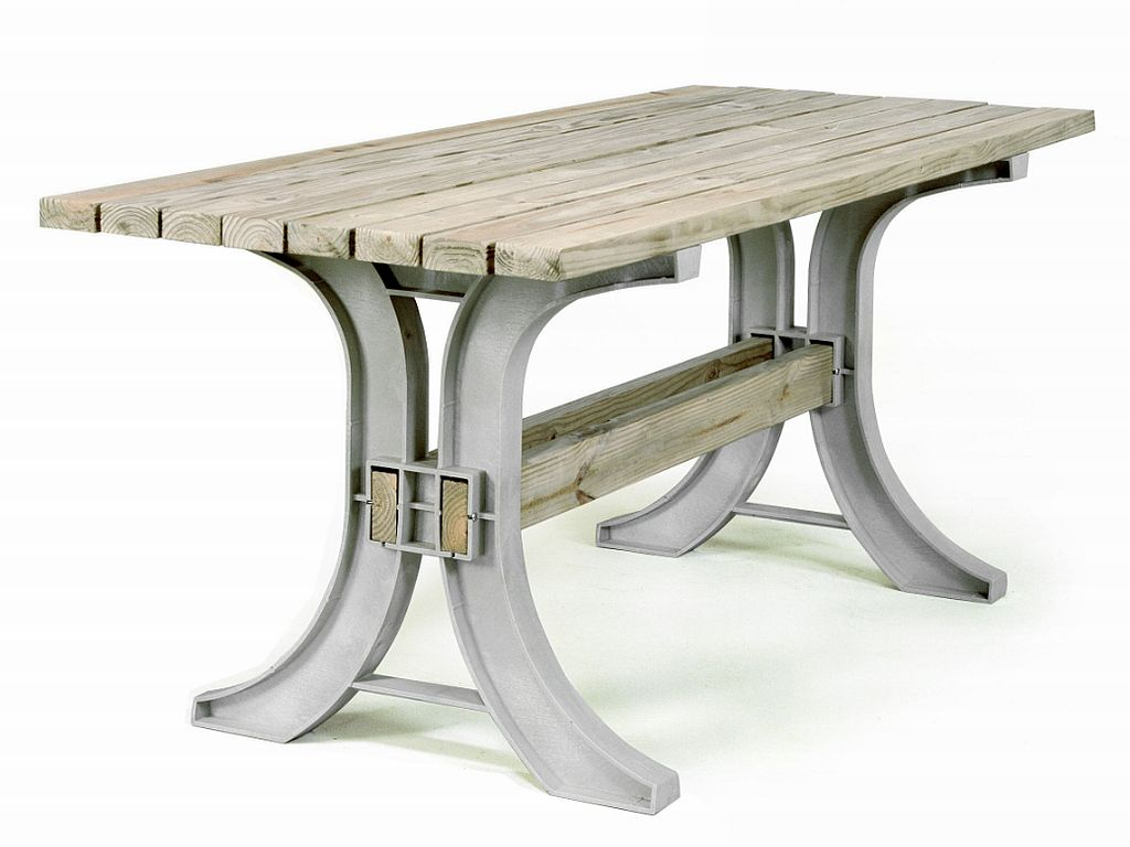 My Project: Plans To Build A Picnic Table Bench