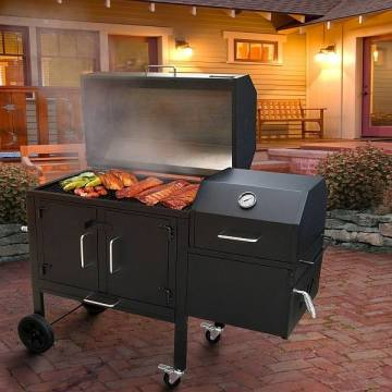 Black Dog Grill and Smoker