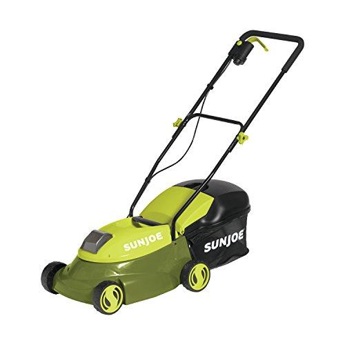 Sun Joe 14-Inch 28-Volt Cordless Push Lawn Mower Sun Joe MJ401C-PRO 14-Inch 28-Volt Cordless Push Lawn Mower, w/Rear Discharge Chute.