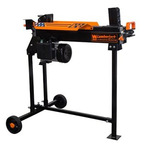 WEN 6.5-Ton Electric Log Splitter with Stand