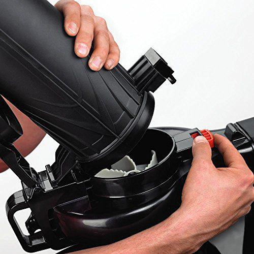 BLACK+DECKER 3-in-1 Electric Leaf Blower, Leaf Vacuum BLACK+DECKER 3-in-1 Electric Leaf Blower, Leaf Vacuum, Mulcher, 12-Amp (BV3100).