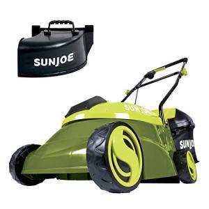 Sun Joe 14-Inch 28-Volt Cordless Push Lawn Mower