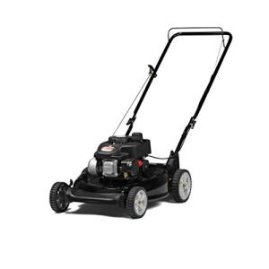 Yard Machines 140cc OHV 21-Inch 2-in-1 Push Walk-Behind