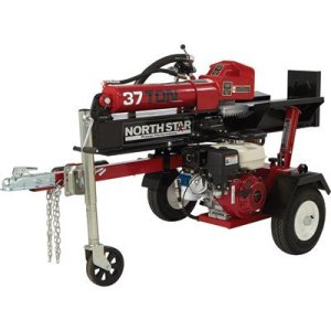 NorthStar Horizontal/Vertical Log Splitter