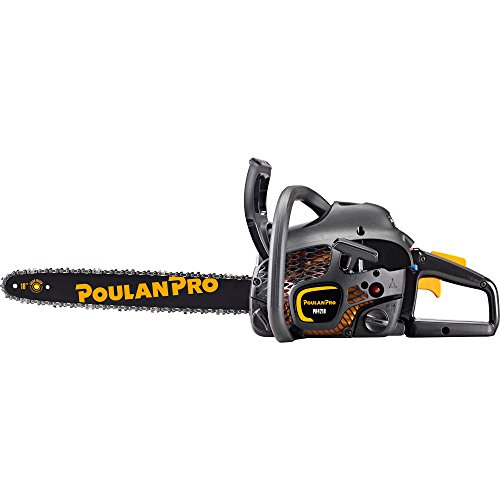 Poulan Pro 18-Inch Bar 2 Cycle Gas Powered Chainsaw (Renewed)
