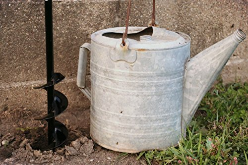 """Power Planter 100% USA Made 3""""x24"""" Extended Length Bulb Power Planter 100% USA Made 3""""x24"""" Extended Length Bulb & Bedding Plant Auger w/ 3/8"""" Hex Drive."""